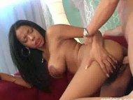 busty latina babe fucked hard