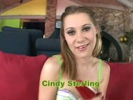 Teen Cindy Sterling likes beeing bad