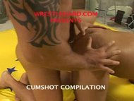 Wrestlehard cumshot compilation