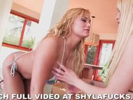 Blonde Bombshells Shyla Stylez Fucks Niiki Benz