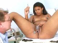 Black chubby Manuela gyno...