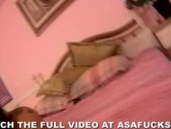 Asian Asa Akira home masturbation