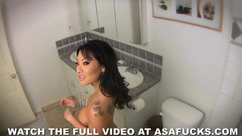Asa Akiras Hacked Home Video