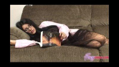 Sleeping Foxy Anya Gets Licked and Fucked