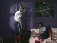 Baseball player hammered sexy girl
