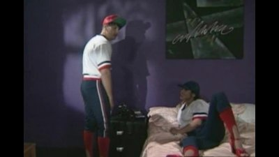 Baseball player hammered sexy girl