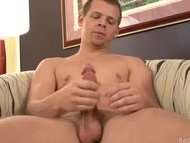 Stud Shows Off While Inte...