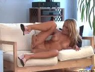 Tight Blonde Mom Vivien a...