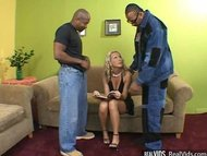 Caught between two big bl...
