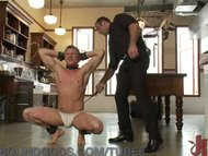 Spencer Reed trains his r...