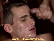 Hot dude pleasuring cocks...