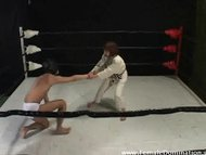 Collared slave is totally beat