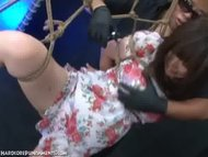 Extreme Japanese BDSM Kaho and