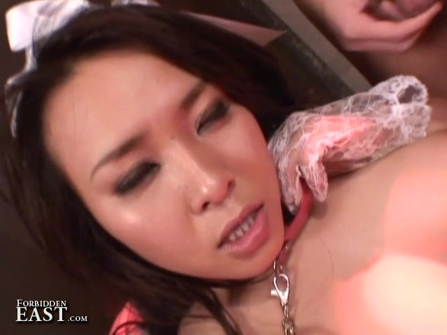 Uncensored Japanese Hardcore BDSM Sex