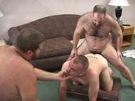 Hairy Threeway
