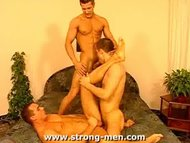 Trio Fucking Hard
