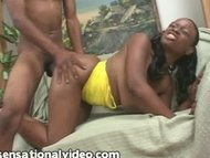 Fat Black Babe With Huge ...