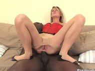 Fucked up by black dick K...