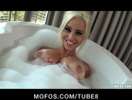 HOT BIG TIT BLONDE TEEN M...