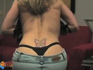 Brandi Love Gets Finger B...