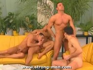 Euro Group Muscle Sex