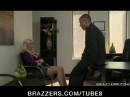 BIG TIT BLOND MILF WIFE IN STO