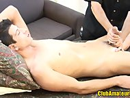 Oral and Handjob Massage