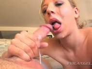 Chastity Lynn likes to ge...