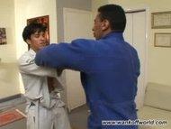 Kung Fu Wrestling