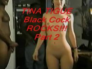 Tina Tigue Black Cock Roc...