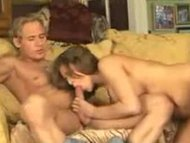 Sex star Eve Lawrence fucked o