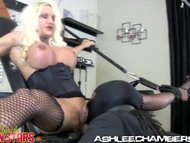 Ashlee Chambers  Fucking Machine