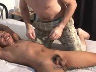 Naked Benjie Tickling
