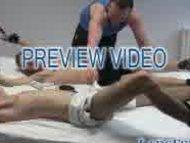 John M  Marky P Tickled Live HD www.LadsFeet.com