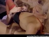 Porn star Nina Hartley 3 way h