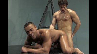 Micah Brandt and Alexander Garrett