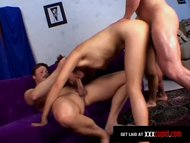 Sativa Rose gets fucked b...