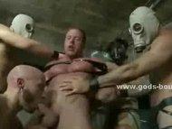 Sadomaso farm man perverts slave
