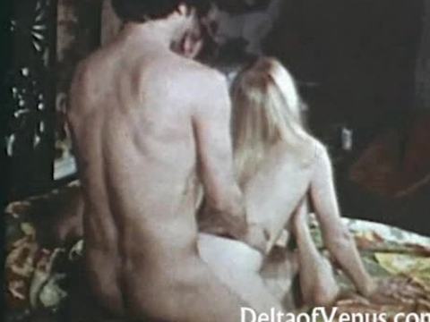 Retrol Porn 1970s Hairy Blonde Teen Cant Get Enough