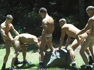 Orgy In My Backyard
