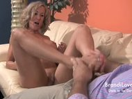 Footjob Fantasies a Brand...