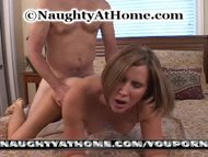Hot milf gets down and nasty,