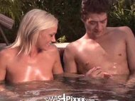 Molly Rae and Xander Corvus