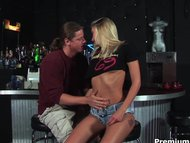 Angel Long eats pretty bi...