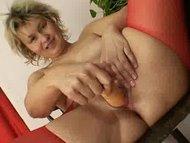 Blonde Milf Jaromira crazy dil