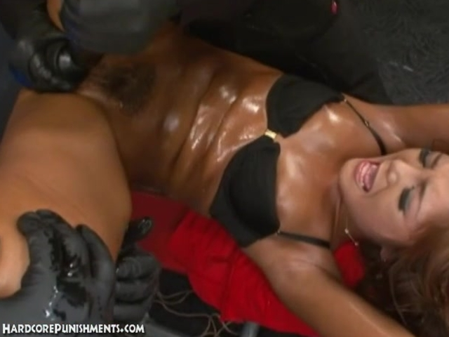 Japanese Bondage Sex Extreme BDSM Punishment of Asuka
