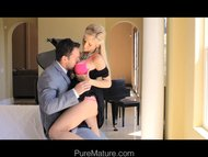 PureMature Sexy Wife Than...