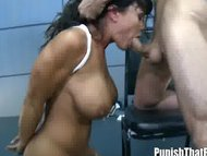Lisa Ann Roughed Up and G...