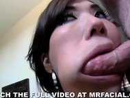 London Keyes with Mr. Fac...
