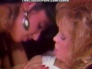 Hot retro girls lesbian fucking